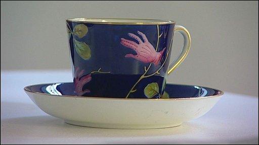 Dali designed cup