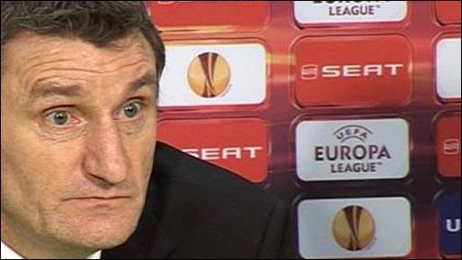Celtic manager Tony Mowbray