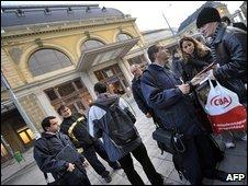 Budapest Eastern Station