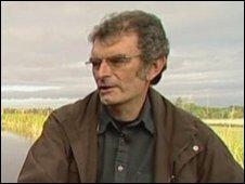 Geoff Pursglove, Ashby Canal Trust