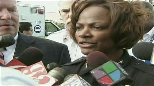 Orlando Police Chief Val Demings