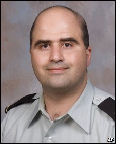 Nidal Malik Hasan in 2007 (Uniformed Services University of the Health Sciences)