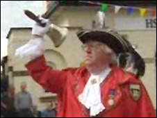 Town crier (generic)
