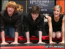 Stars of Harry Potter