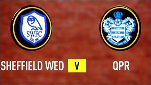 Sheff Wed v QPR