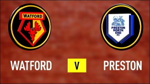 Watford v Preston