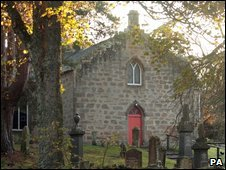 Cawdor Parish Church