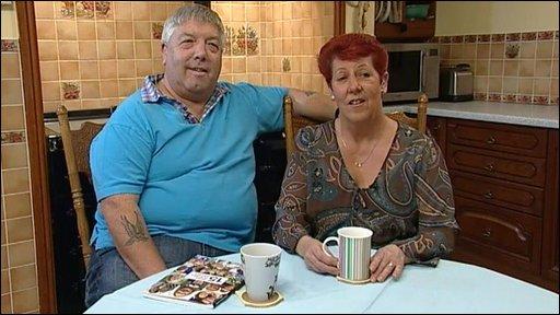 Tom and Rita Naylor