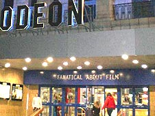Bournemouth Odeon cinema