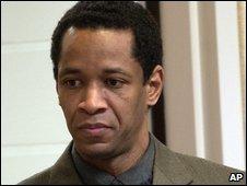 John Allen Muhammad in 2003