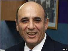 Shaul Mofaz (2008)