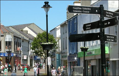 Holyhead High Street