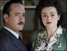 Matthew Mcfayden and Helena Bonham Carter
