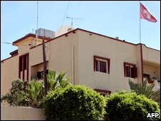Swiss embassy, Tripoli, Libya