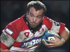 Gloucester's Paul Doran-Jones