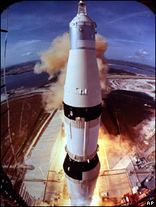 Apollo 11 (Image: AP)