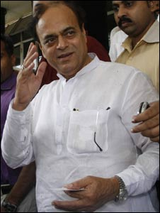 Samajwadi Party legislator Abu Azmi (<i>Photo: Fotocorp</i>)