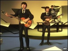 Beatles: Rock band