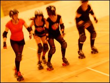 Sheffield Steel Roller Girls