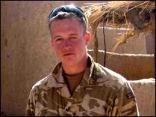Rifleman Samuel Bassett