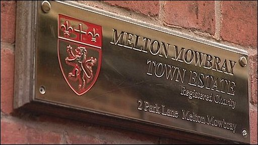 Melton Mowbray's Town Estate