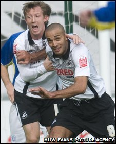 Pratley had not scored since his goal in a south Wales derby last November