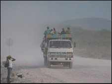 Dust now plagues Gonaives region