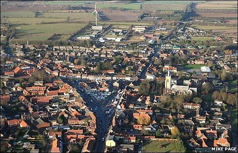 Swaffham (Photo: Mike Page)