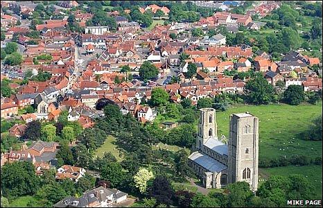 Wymondham (Photo: Mike Page)