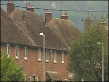 Bodelwyddan, where residents will vote on controversial plans which could massively increase the size of the village