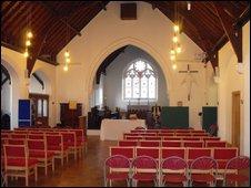 Interior St Joseph's