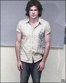 Antony Waterlow (photo issued by Australian police)