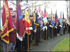 Bedworth parade