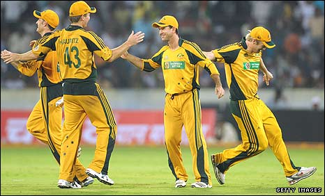 Australia won the series 4-2