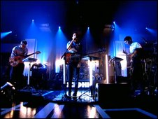 Delphic on Later Live... with Jools Holland