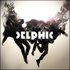 The cover for Delphic's Acolyte