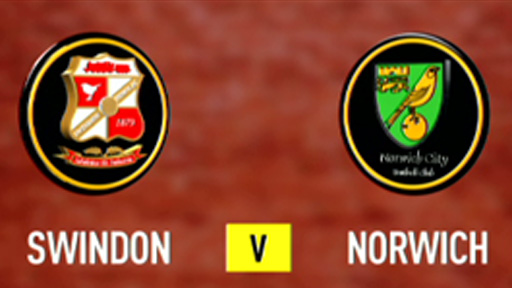 Swindon v Norwich