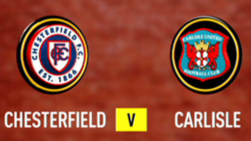 Chesterfield v Carlisle
