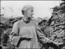 Hilda Murrell at Aston Munslow