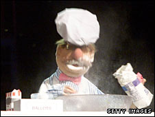 The Muppets' Swedish Chef