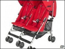 Maclaren buggy
