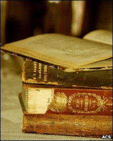 Old books (ACS)