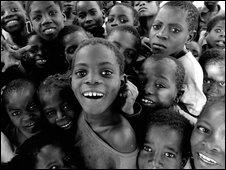 Mozambican boys