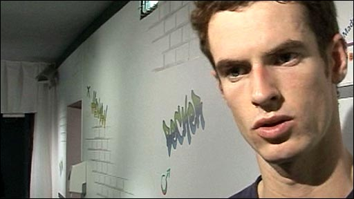 Murray happy with hard-fought win