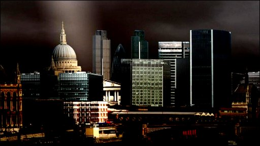 City of London graphic