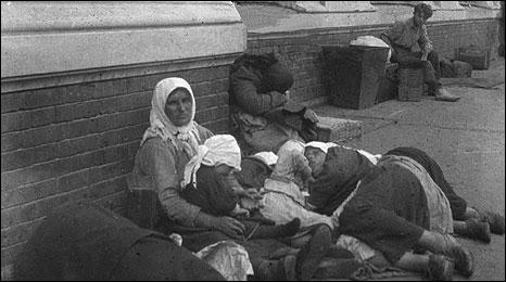 Peasants in Ukraine