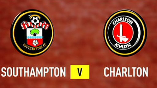 Southampton v Charlton