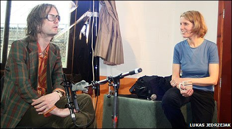 Eve Wood's film The Beat is the Law features Jarvis Cocker