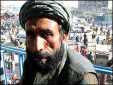 Afghan farmer
