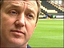 Notts County executive chairman Peter Trembling